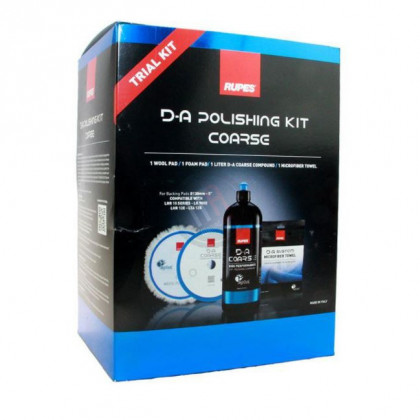 D-A Polshing Kit Fine