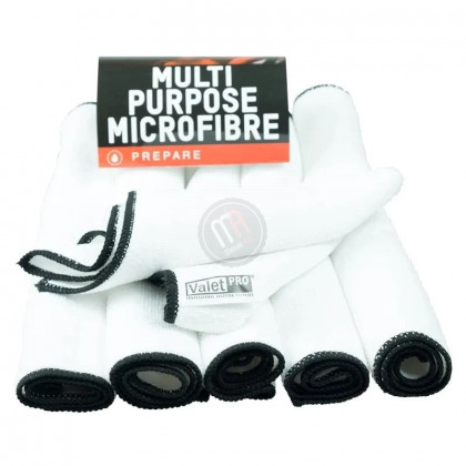 Multi Purpose Microfibre Cloth (pack de 6)
