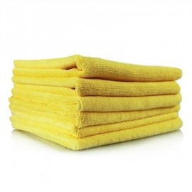 Microfiber Ultra Fine Yellow - 12 pièces