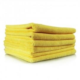 Microfiber Ultra Fine Yellow - 12 pièces