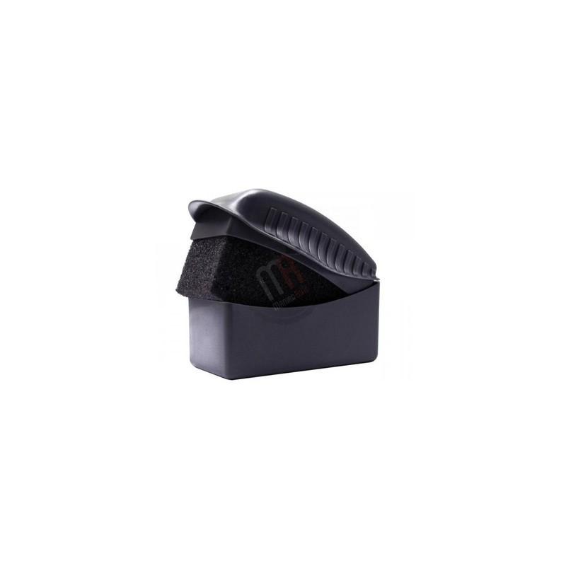 Tampon applicateur pneus