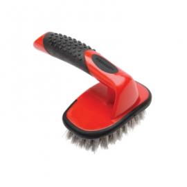 Contoured Tyre Brush