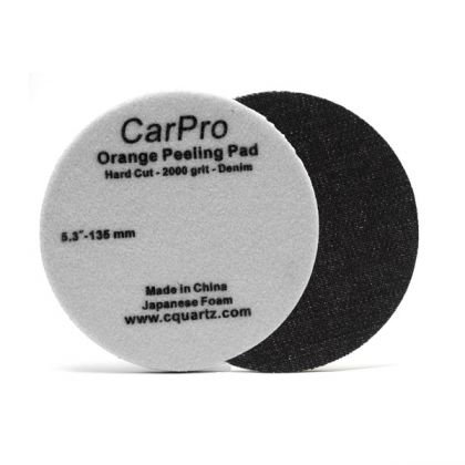 Velvet Orange Peel Removal Pad