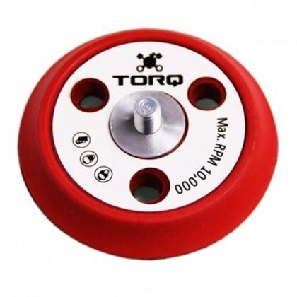 Torq R5 DA Red Backing Plate (3 inch - 75mm)