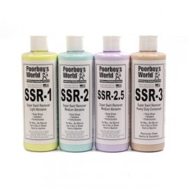 SSR (Super Swirl Remover) Kit