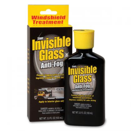 Invisible Glass Anti-fog