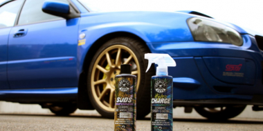 CHEMICAL GUYS Hydro Suds & Hydro Charge